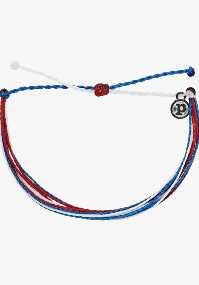 Red, White, & Blue Original Bracelet