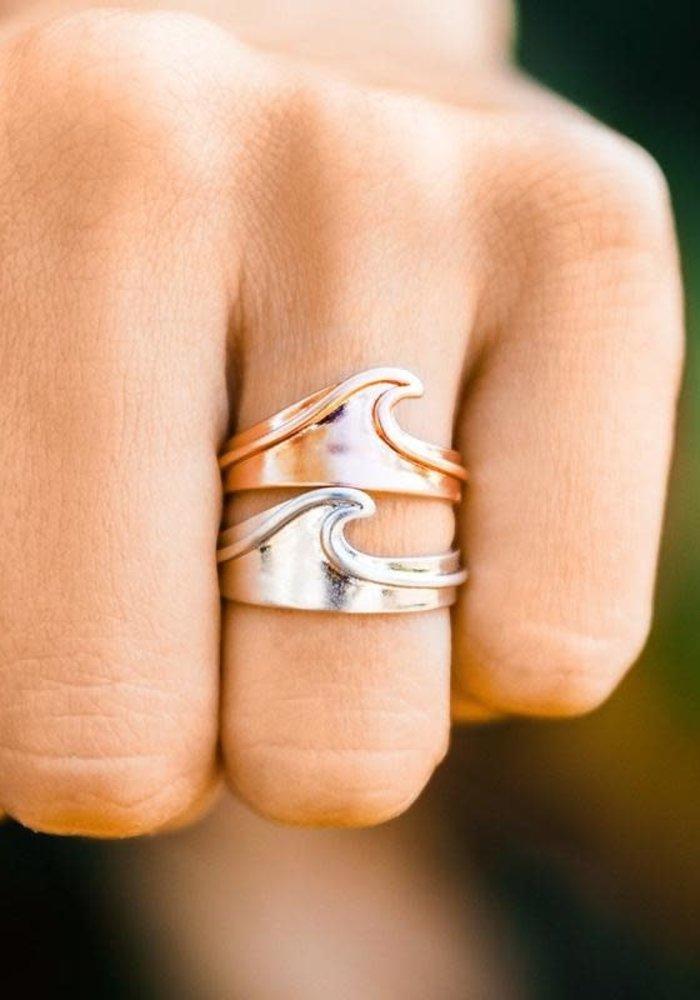 Kona Wave Ring