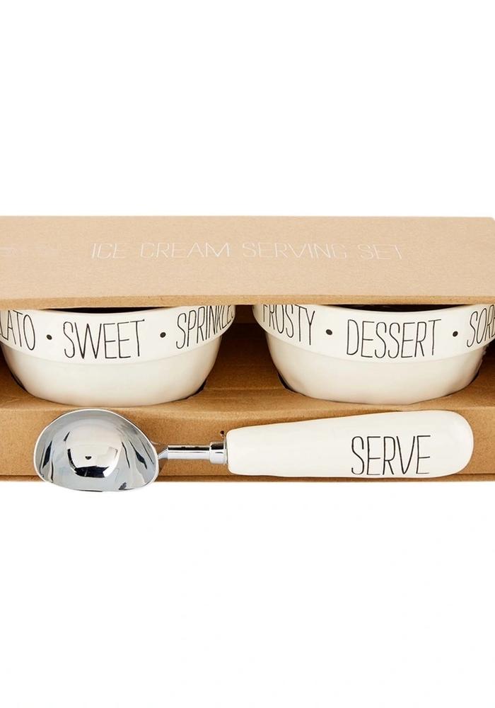 Bistro Ice Cream Gift Set