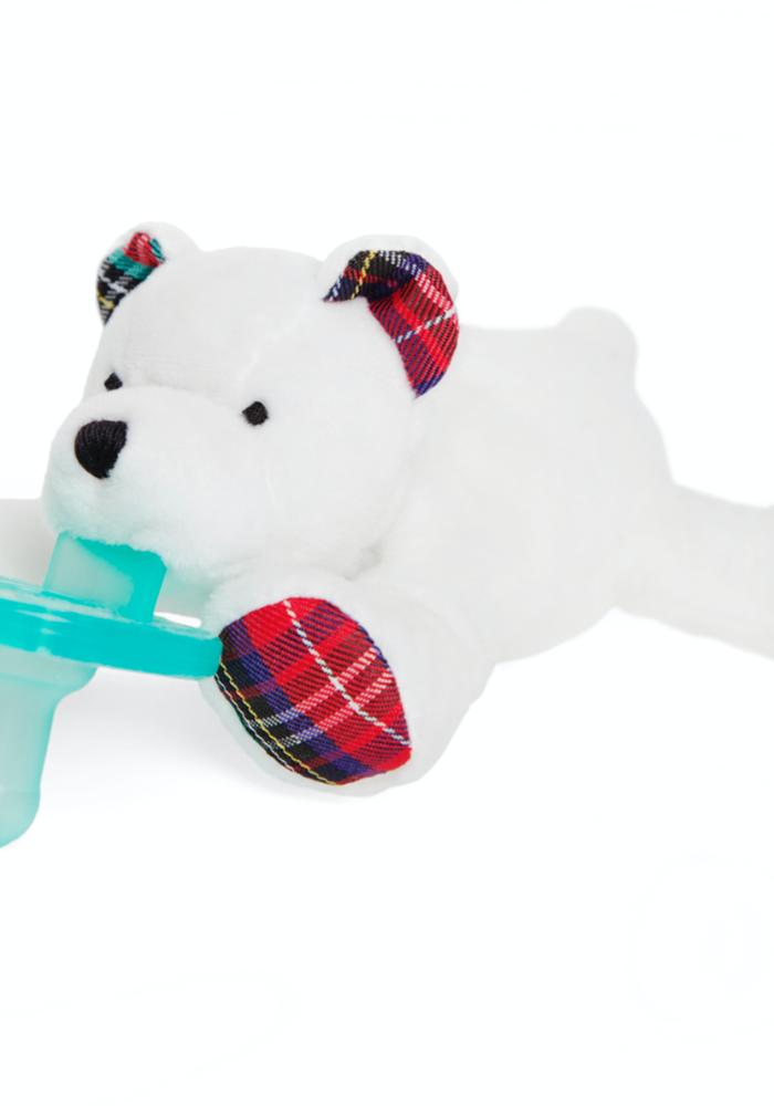 Wubbanub Polar Bear Pacifier