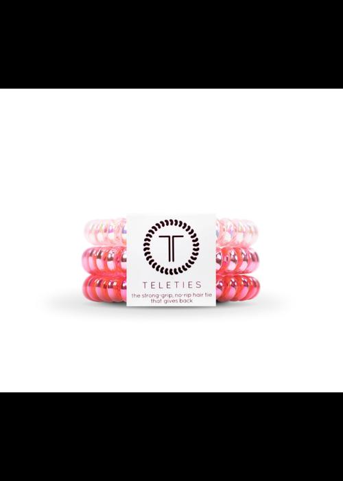 """teleties """"Think Pink"""" Teleties"""