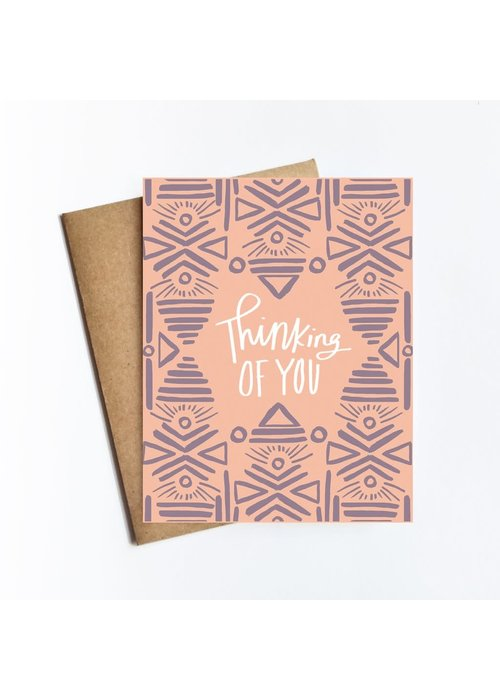 """""""Thinking Of You"""" Card"""