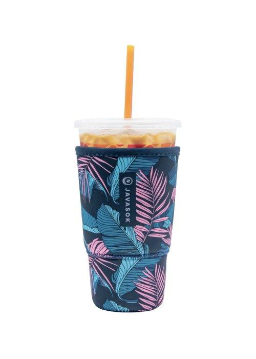 """Midnight In The Tropics"" Iced Coffee Java Sok"