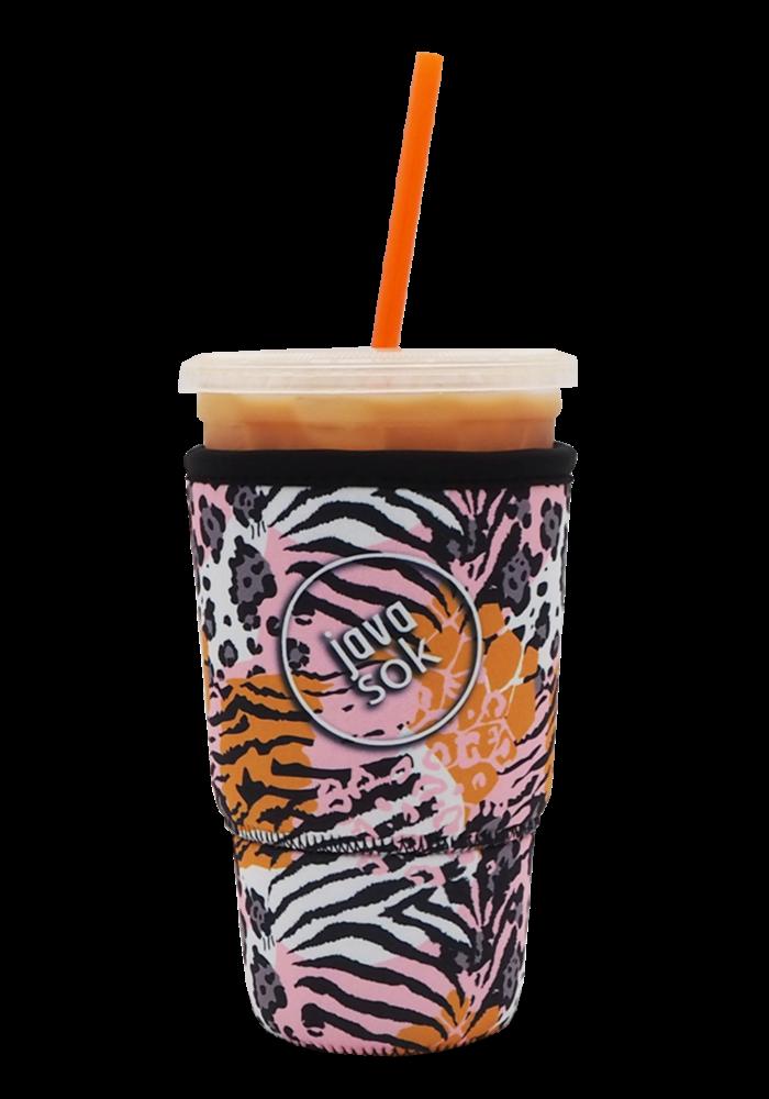 """Jungle Gathering"" Iced Coffee Java Sok"