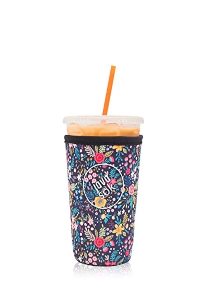 """English Garden Picnic"" Iced Coffee Java Sok"