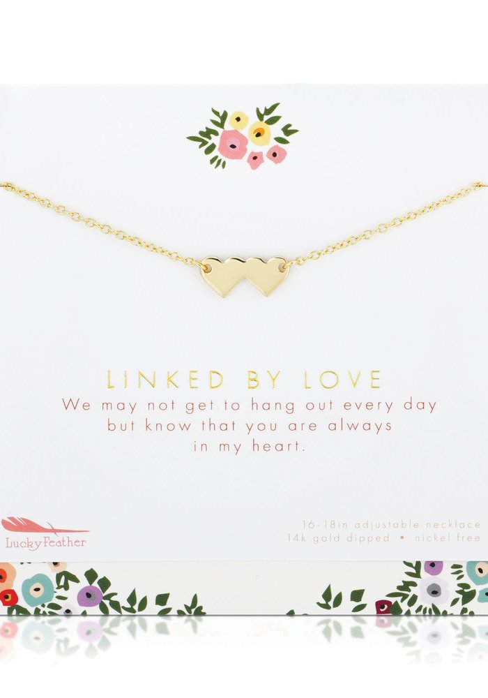 """""""Linked By Love"""" Gift Necklace"""