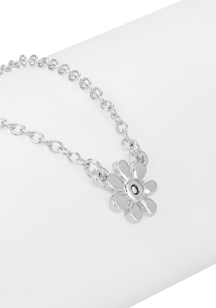 """""""Sweetest of Them All"""" Flower Girl Necklace"""