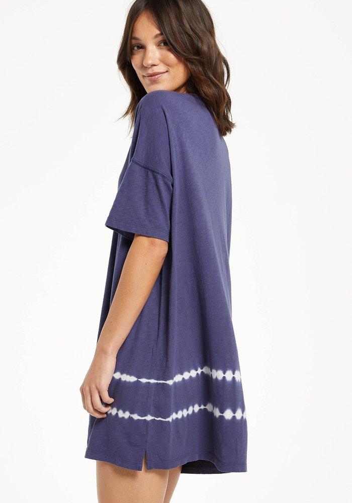 Delta Dip Dye Dress