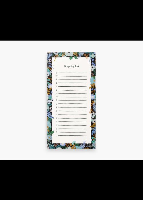 "Rifle Paper ""Garden Party Blue"" Market Pad"