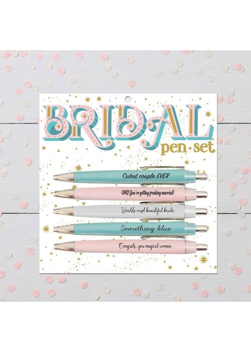 Bridal Pen Set
