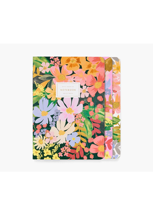 """Rifle Paper """"Marguerite"""" Notebook Set of 3"""