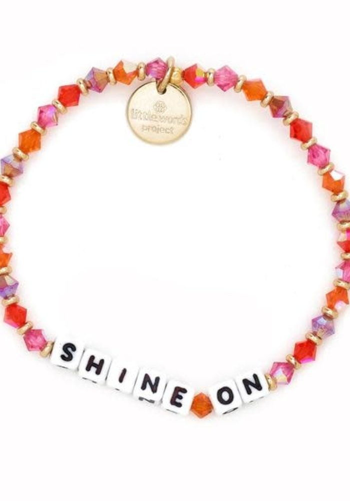 """Shine On"" Bracelet"