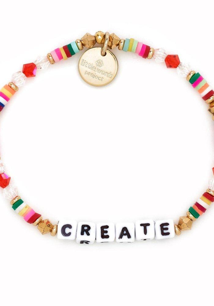 """""""Create"""" Bracelet"""