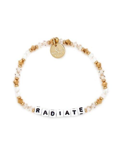 """Little Words Project """"Radiate"""" Bracelet"""