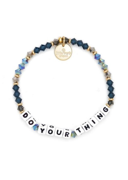 """Little Words Project """"Do Your Thing"""" Bracelet"""