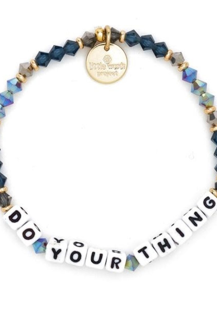 """Do Your Thing"" Bracelet"