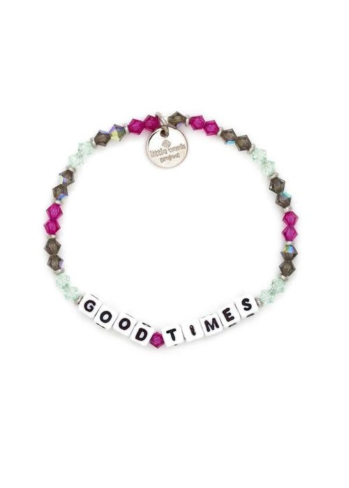 "Little Words Project ""Good Times"" Bracelet"