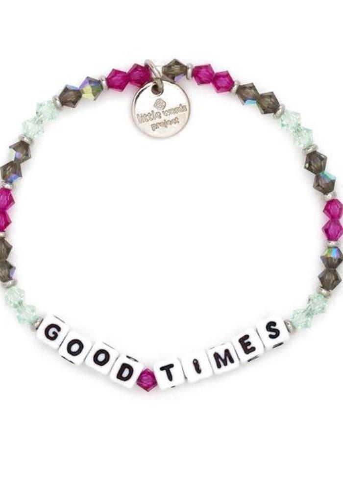 """Good Times"" Bracelet"