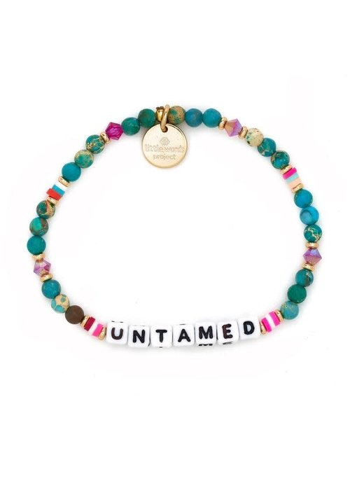 "Little Words Project ""Untamed"" Bracelet"