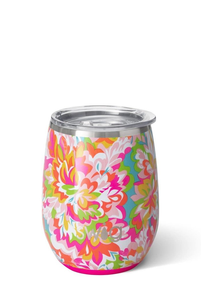 14oz Swig Wine Cup Design Collection