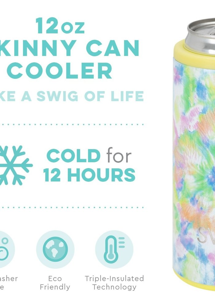 Swig Skinny Can Cooler Design Collection