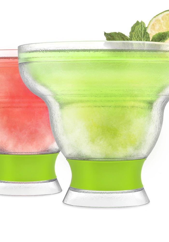 Margarita Freeze Cooling Cups Set of 2