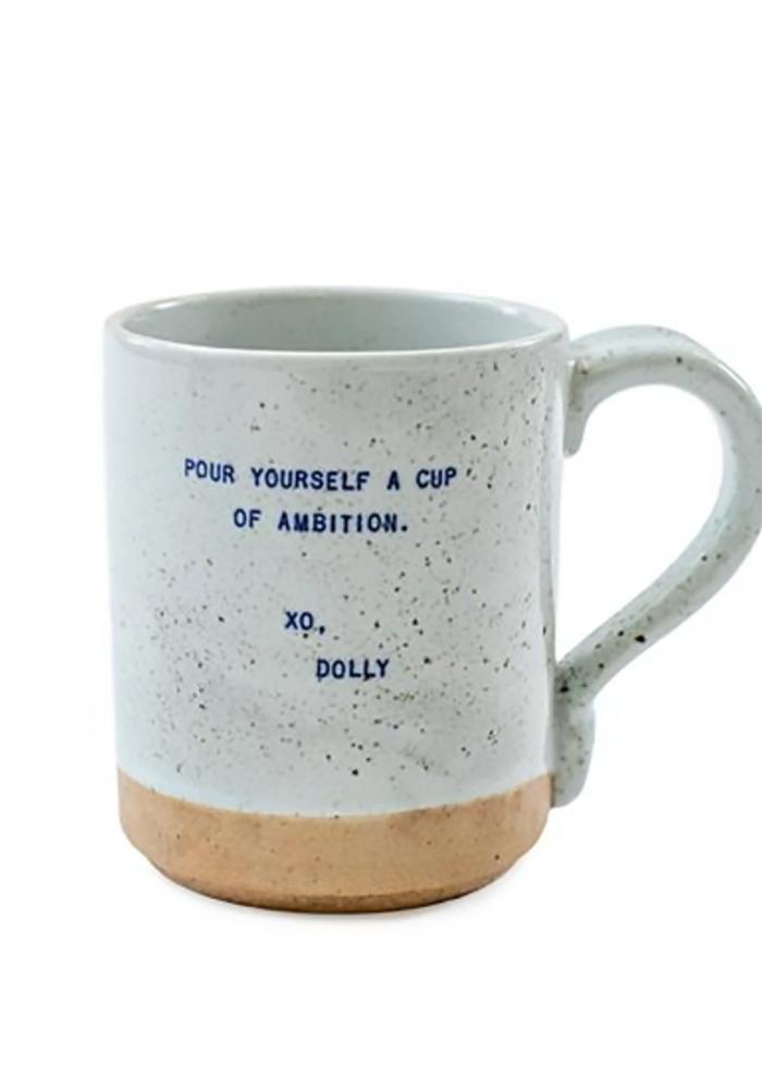"""xo, Dolly"" Mug"