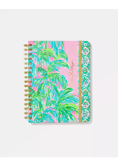 """Lilly Pulitzer """"Suite Views"""" Lilly Pulitzer Large 17-Month Agenda"""