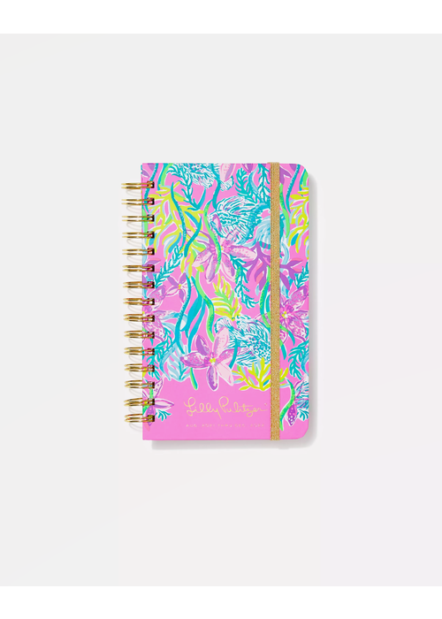"""Lilly Pulitzer """"Party All the Tide"""" Lilly Pulitzer Medium 17-Month Agenda"""
