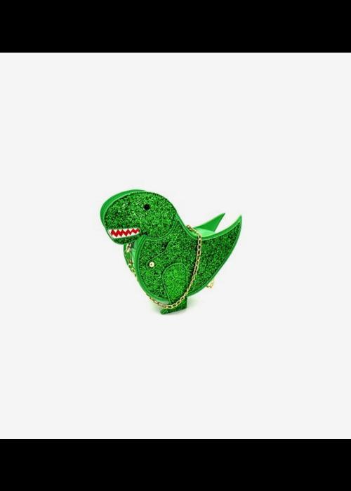 """Sexy Rexy"" Dino Crossbody Purse"