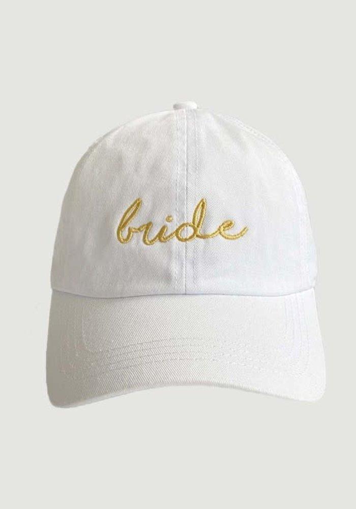 """""""Bride"""" Baseball Cap"""