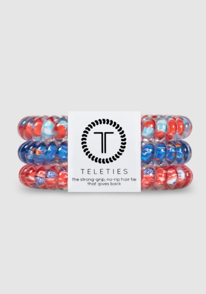 """""""U.S. of Yay!"""" Teleties"""