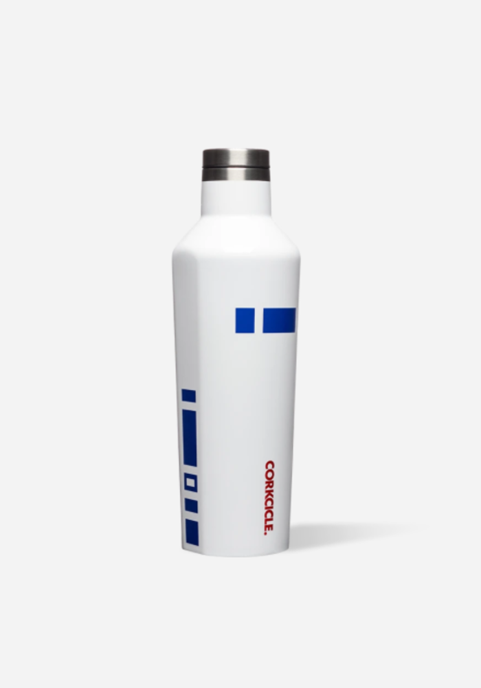 Corkcicle x STAR WARS™ R2-D2 Canteen