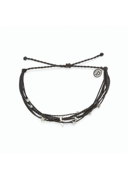 Pura Vida Black Celestial Malibu Bracelet