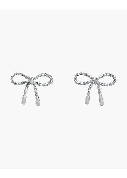 Pura Vida Bow Stud Earrings
