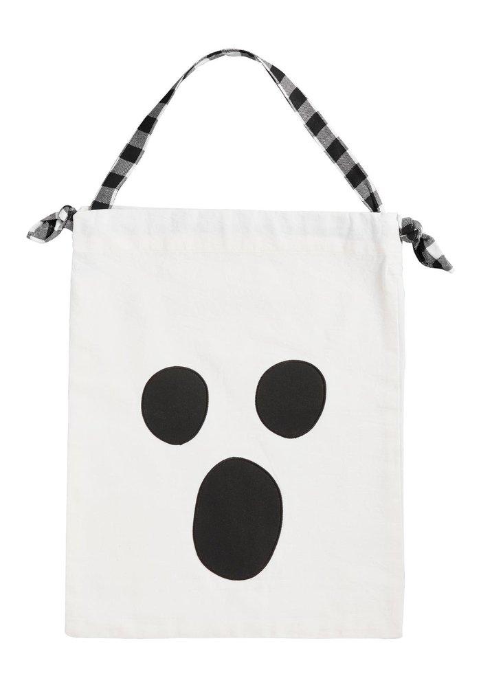 Ghost Pillowcase Candy Bag