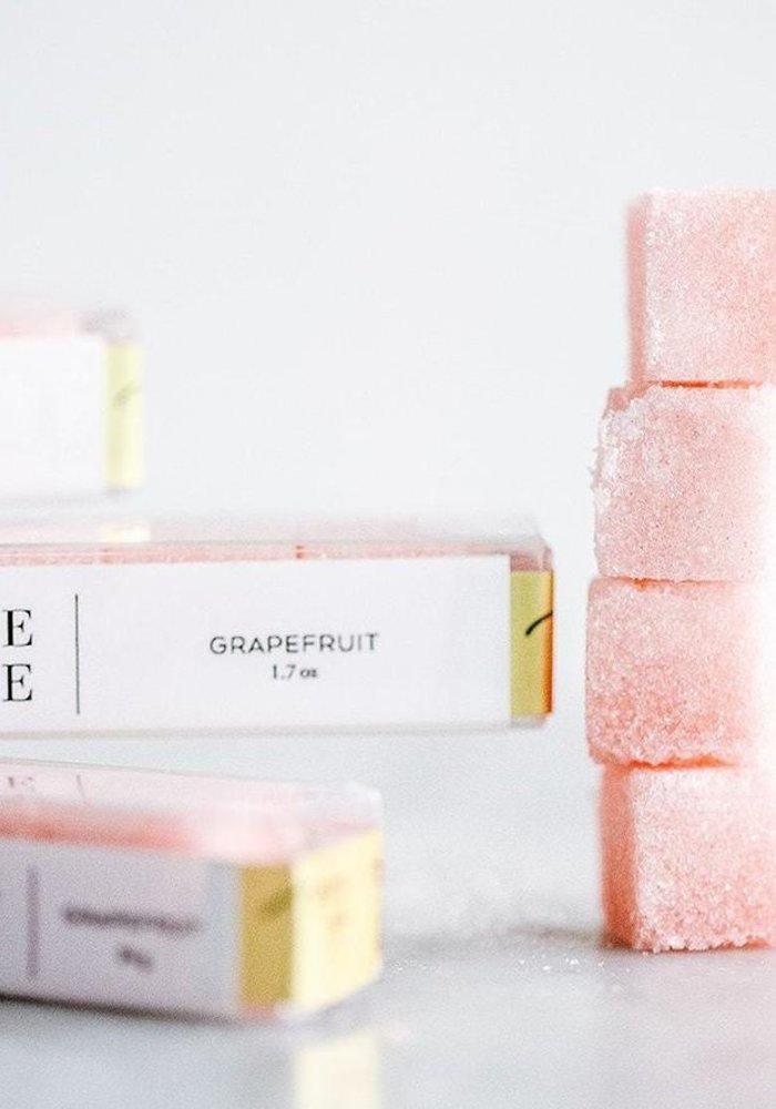 Luxe Grapefruit Sugar Cubes (For Mimosas Sparkling Water, Tea & More!)