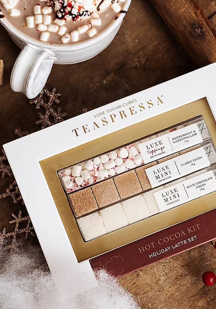 Luxe Instant Hot Cocoa Cubes Kit
