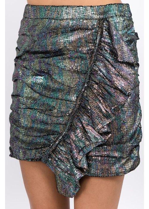Mermaid Mini Skirt