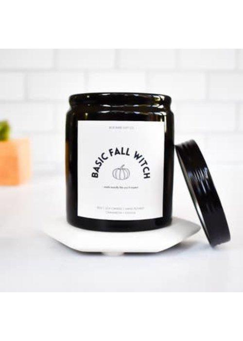 Variety Fall Jar Candles