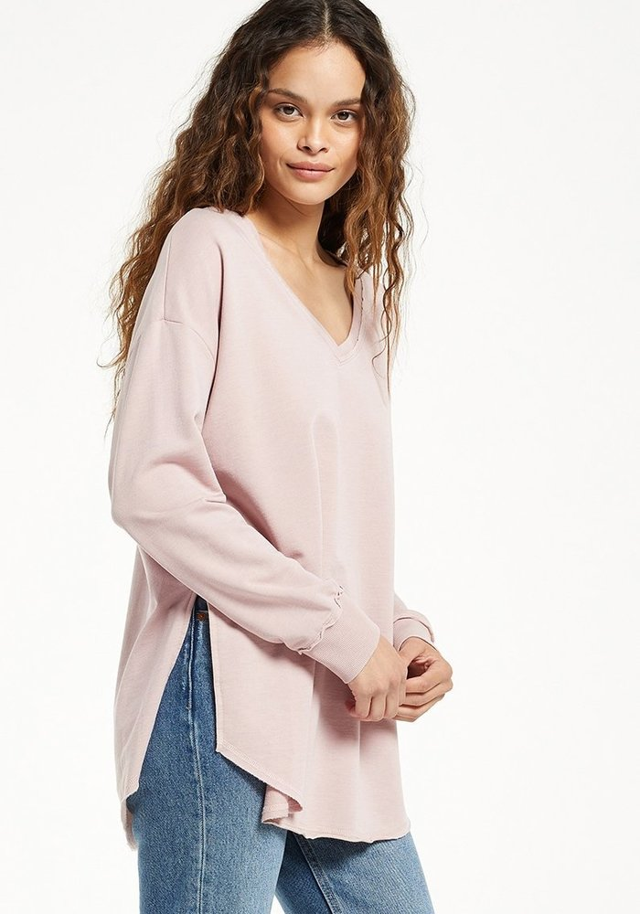 The Fawn V-Neck Weekender