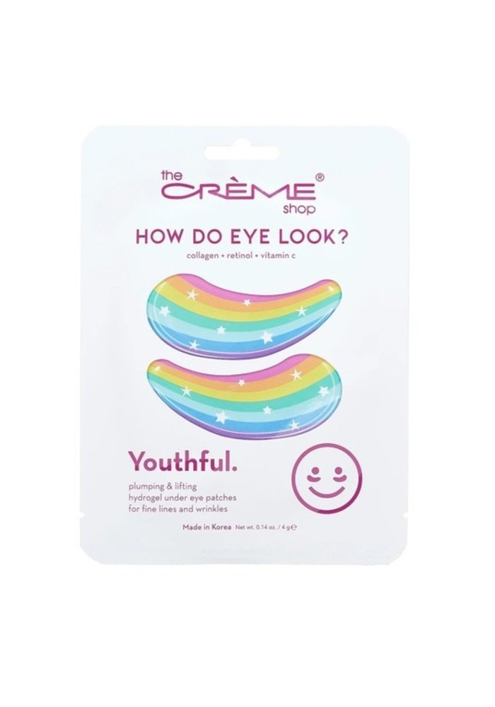 How Do Eye Look - Collagen Eye Patches