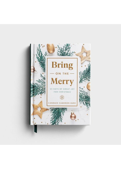"""""""Bring On The Merry"""" Christmas Journal"""