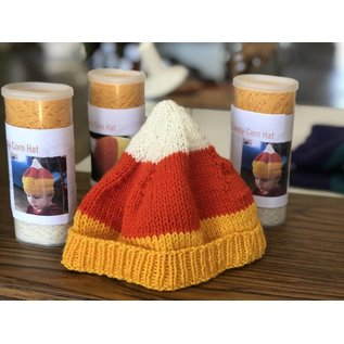 Cascade Candy Corn Hat Kit