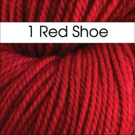 Anzula Anzula's Vera Hand -dyed 1 Red Shoe