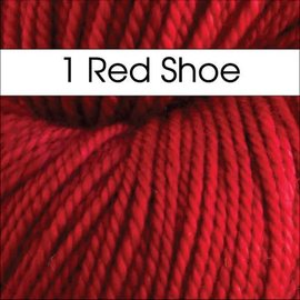 Anzula Vera Hand -dyed 1 Red Shoe