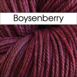 Anzula Vera Hand -dyed Boysenberry