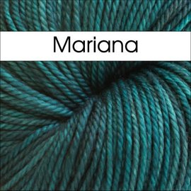 Anzula Vera Hand -dyed Mariana