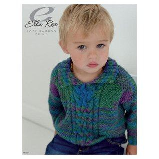 Ella Rae Cozy Bamboo Pattern - Woodrow Sweater