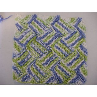 Kathleen Lewis Easy Entrelac - Saturday, January 5th @ 3PM
